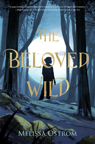 The Beloved Wild by author Melissa Ostrom