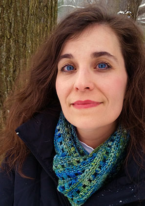 Author Melissa Ostrom