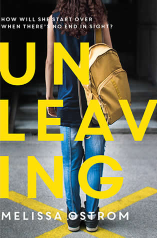 Unleaving by author Melissa Ostrom
